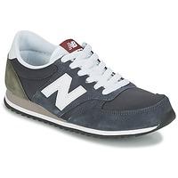 Schoenen Lage sneakers New Balance U420 Marine