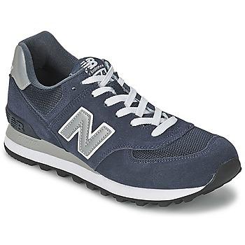 Schoenen Lage sneakers New Balance M574 Marine
