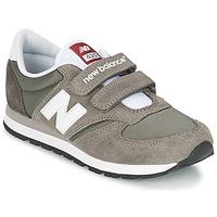 Schoenen Kinderen Lage sneakers New Balance KE420 Grijs / Zwart