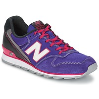 Schoenen Dames Lage sneakers New Balance WR996 Violet