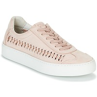 Schoenen Dames Lage sneakers Bullboxer PARETE Roze