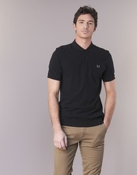 Textiel Heren Polo's korte mouwen Fred Perry THE FRED PERRY SHIRT Zwart