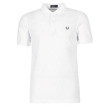 Textiel Heren Polo's korte mouwen Fred Perry THE FRED PERRY SHIRT Wit