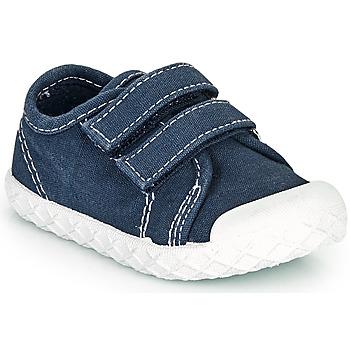 Schoenen Jongens Lage sneakers Chicco CAMBRIDGE Blauw