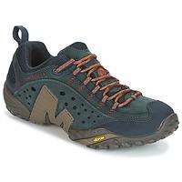 Schoenen Heren Lage sneakers Merrell INTERCEPT Blauw