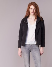 Textiel Dames Wind jackets Geox PORTCE Zwart
