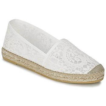 Schoenen Dames Espadrilles Nome Footwear FRANCIO Wit