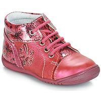 Schoenen Meisjes Laarzen GBB ROSEMARIE Roze