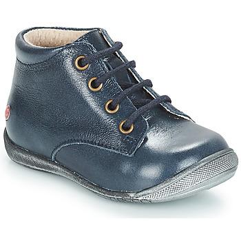 Schoenen Meisjes Laarzen GBB NAOMI Blauw