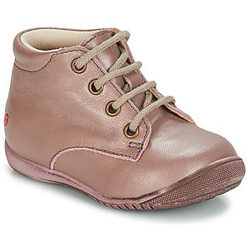 Schoenen Meisjes Laarzen GBB NAOMI Vte / Vx / Roze / Dpf / Kezia
