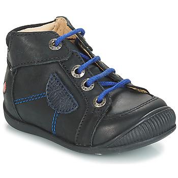 Schoenen Jongens Laarzen GBB RACINE Zwart