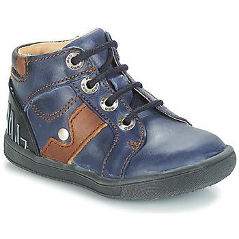 Schoenen Jongens Laarzen GBB REGIS Blauw