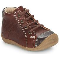 Schoenen Jongens Laarzen GBB NOE Brown