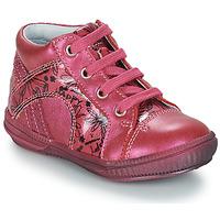 Schoenen Meisjes Laarzen GBB ROSETTA Roze