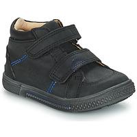 Schoenen Jongens Hoge sneakers GBB ROBERT Zwart