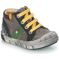 Schoenen Jongens Laarzen GBB REINOLD Grijs