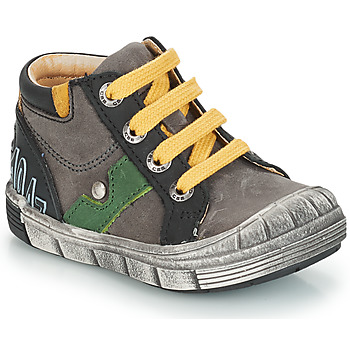 Schoenen Hoge laarzen GBB REINOLD Nuv / Grijs-zwart / Dpf / 2831