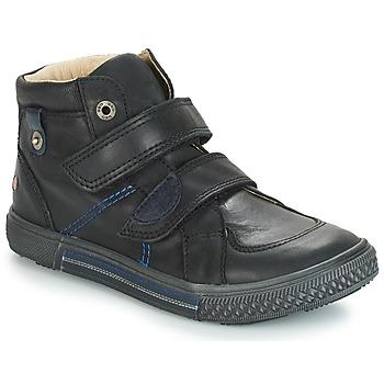 Schoenen Jongens Hoge sneakers GBB RANDALL Zwart