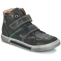 Schoenen Jongens Hoge sneakers GBB RANDALL Grijs