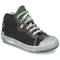 Schoenen Jongens Hoge sneakers GBB RONALD Grijs / Groen