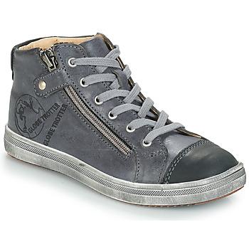 Schoenen Jongens Hoge sneakers GBB NICO Grijs