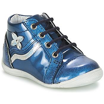 Schoenen Meisjes Laarzen GBB SHINA Blauw