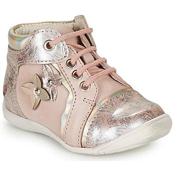 Schoenen Meisjes Laarzen GBB SONIA Roze
