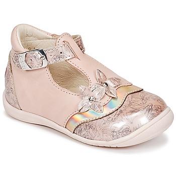Schoenen Meisjes Ballerina's GBB SELVINA Roze