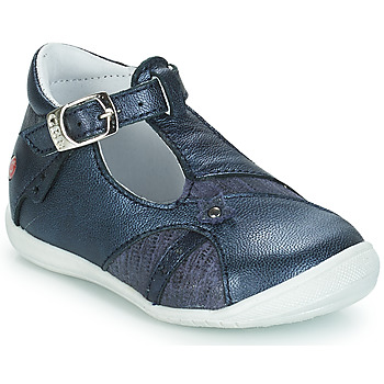 Schoenen Meisjes Ballerina's GBB STEPHANIE Blauw