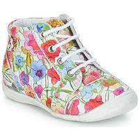 Schoenen Meisjes Laarzen GBB SIDONIE Multikleuren