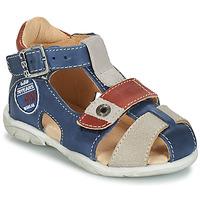 Schoenen Jongens Sandalen / Open schoenen GBB SULLIVAN Vtc / Marine / Dpf / Filou