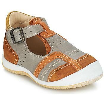 Schoenen Jongens Sandalen / Open schoenen GBB SIGMUND Taupe
