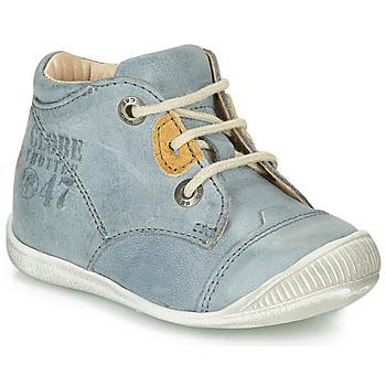 Schoenen Jongens Laarzen GBB SAMUEL Blauw