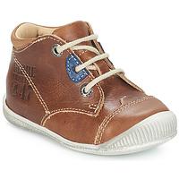 Schoenen Jongens Laarzen GBB SAMUEL Brown