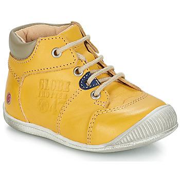 Schoenen Jongens Laarzen GBB SIMEON Geel