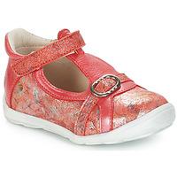 Schoenen Meisjes Ballerina's GBB SALOME Rood