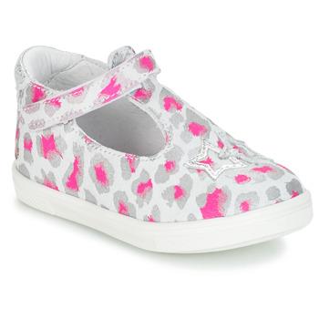 Schoenen Meisjes Sandalen / Open schoenen GBB SABRINA Vte / Tache / Fushia / Dpf / Trilly