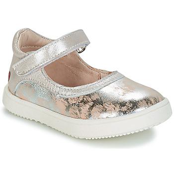 Schoenen Meisjes Ballerina's GBB SAKURA Goud