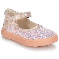 Schoenen Meisjes Ballerina's GBB SAKURA Roze