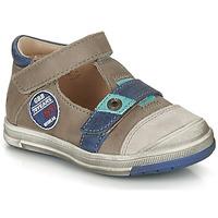Schoenen Jongens Sandalen / Open schoenen GBB SOREL Vtc / Taupe-bleu / Dpf / Flash
