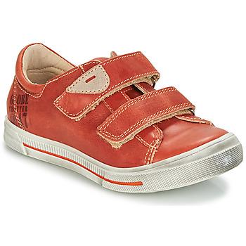 Schoenen Jongens Lage sneakers GBB SEBASTIEN Rood