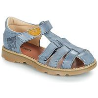 Schoenen Jongens Sandalen / Open schoenen GBB PATERNE Vte / Jeans / Dpf / Trony