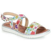 Schoenen Meisjes Sandalen / Open schoenen GBB ADRIANA Multicolour