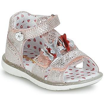 Schoenen Meisjes Sandalen / Open schoenen Catimini STEVIA Roze
