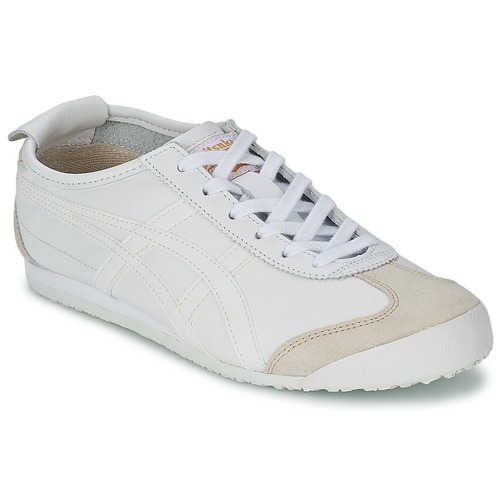 Schoenen Lage sneakers Onitsuka Tiger MEXICO 66 Wit