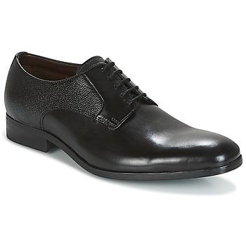 Schoenen Heren Derby Clarks GILMORE LACE Zwart