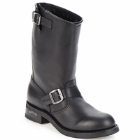Schoenen Heren Laarzen Sendra boots OWEN Zwart