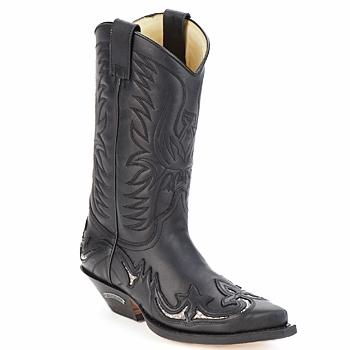 Laarzen Sendra boots CLIFF Zwart 350x350
