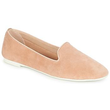 Schoenen Dames Mocassins Buffalo YOYOLO Roze