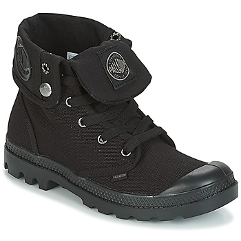 Schoenen Dames Laarzen Palladium BAGGY Zwart
